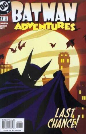 LAS AVENTURAS DE BATMAN #17 (KODOMO)