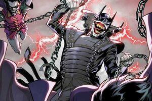 EL BATMAN QUE RIE: LOS INFECTADOS #03