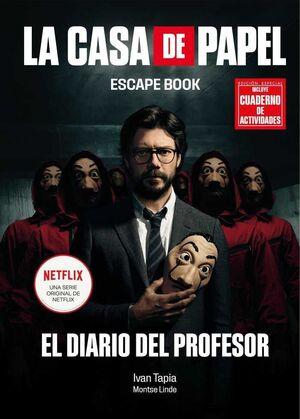 LA CASA DE PAPEL: ESCAPE BOOK. EDICION ESPECIAL