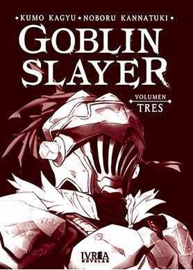GOBLIN SLAYER #03 (NOVELA)