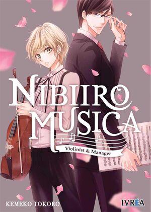 NIBIIRO MUSICA. VIOLINIST & MANAGER