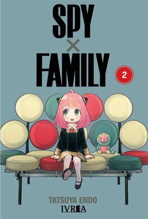 SPY X FAMILY #02
