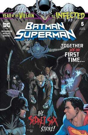 BATMAN / SUPERMAN #005 (GRAPA)