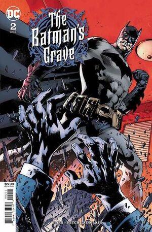LA TUMBA DE BATMAN #02