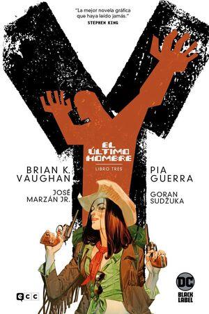 Y EL ULTIMO HOMBRE. LIBRO 03 (SEGUNDA EDICION - ECC)