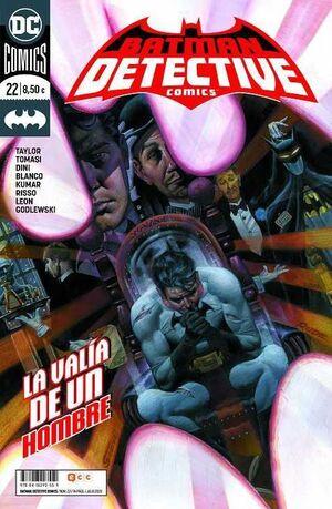 BATMAN: DETECTIVE COMICS #22 UNIVERSO DC