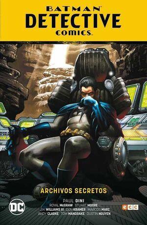 BATMAN SAGA: BATMAN DETECTIVE COMICS V1. ARCHIVOS SECRETOS: BATMAN E HIJO 4