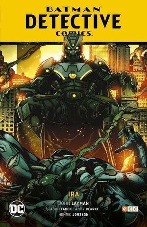 BATMAN SAGA: BATMAN DETECTIVE COMICS V3. IRA