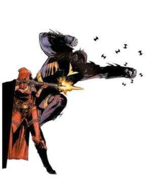 BATMAN: LA MALDICION DEL CABALLERO BLANCO #08