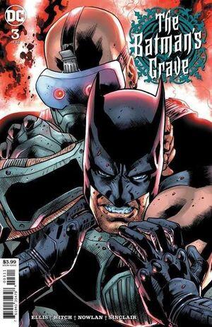 LA TUMBA DE BATMAN #03