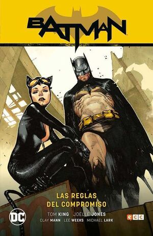 BATMAN SAGA VOL. 07. REGLAS DEL COMPROMISO: CAMINO AL ALTAR 1 (DE TOM KING)