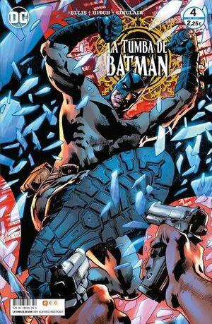 LA TUMBA DE BATMAN #04