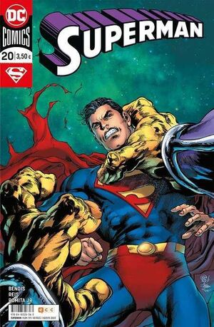 SUPERMAN MENSUAL VOL.3 #099 / 020