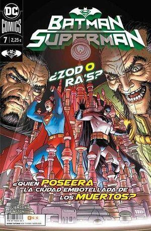 BATMAN / SUPERMAN #007 (GRAPA)