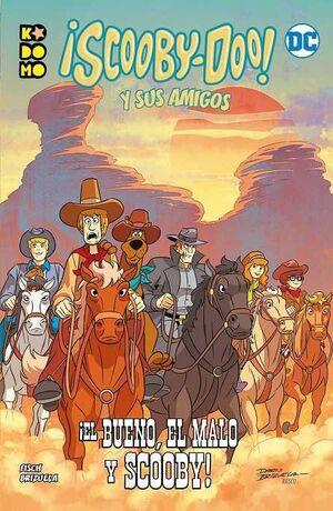 SCOOBY-DOO Y SUS AMIGOS #07 EL BUENO, EL MALO Y SCOOBY (RTCA ECC)