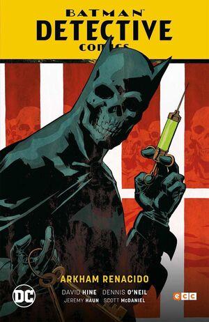 BATMAN SAGA: BATMAN DETECTIVE COMICS V3. ARKHAM RENACIDO - RENACIMIENTO 5