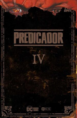 PREDICADOR. EDICION DELUXE # 04