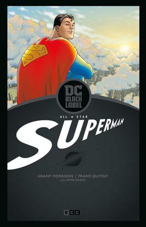 ALL-STAR SUPERMAN. EDICION BLACK LABEL