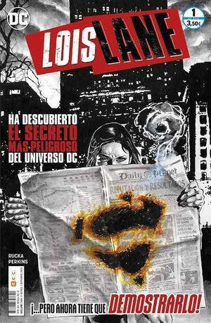 LOIS LANE #01