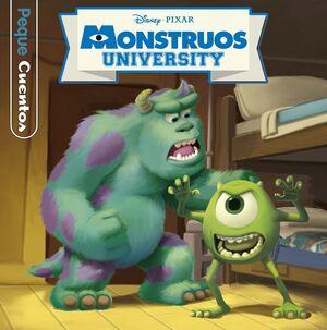 MONSTRUOS UNIVERSITY. PEQUECUENTOS