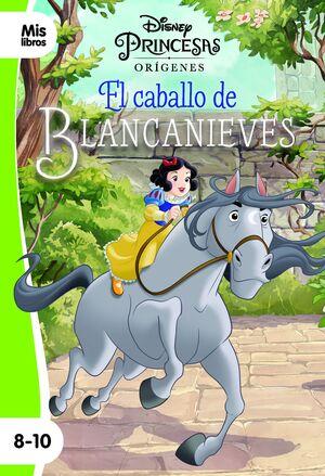PRINCESAS DISNEY. EL CABALLO DE BLANCANIEVES