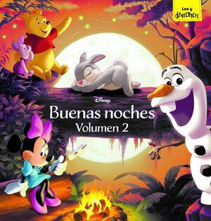 DISNEY BUENAS NOCHES. VOLUMEN 2