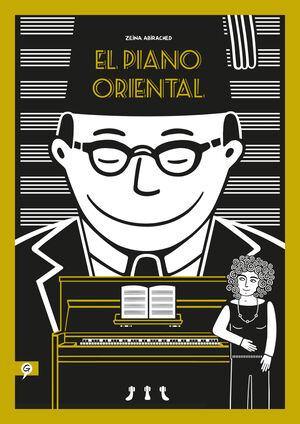 EL PIANO ORIENTAL ( BOLSILLO SG)
