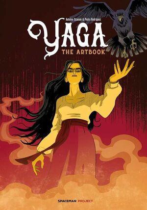 YAGA. THE ARTBOOK