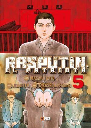 RASPUTIN EL PATRIOTA #05