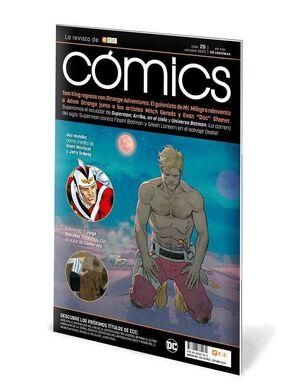 ECC COMICS #020