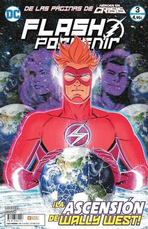 FLASH: PORVENIR #03 LA ASCENSION DE WALLY WEST!