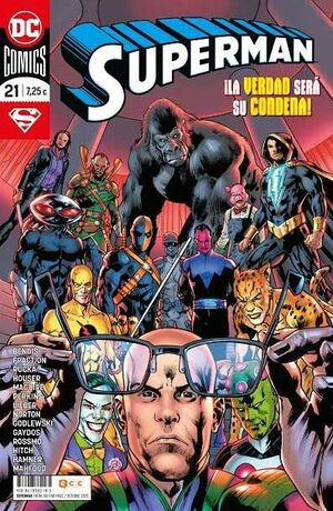 SUPERMAN MENSUAL VOL.3 #100 / 021