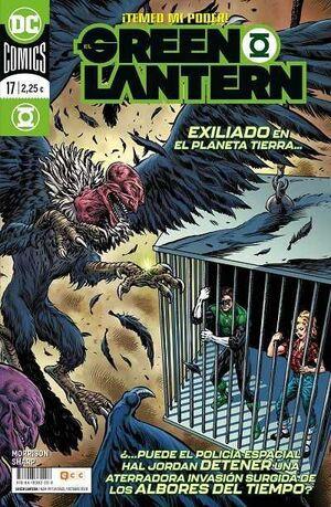 EL GREEN LANTERN #099 / #017 (GRANT MORRISON)