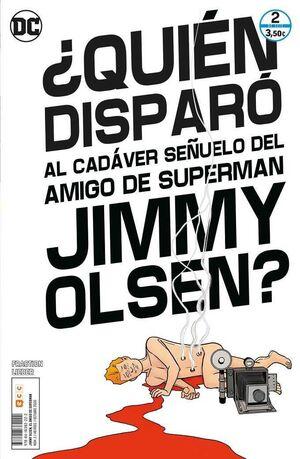 JIMMY OLSEN, EL AMIGO DE SUPERMAN #02