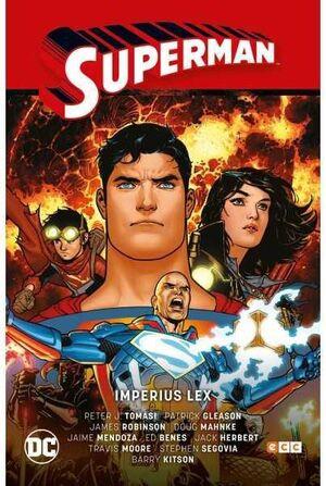 SUPERMAN VOL. 07. IMPERIUS LEX (RENACIDO PARTE 4)