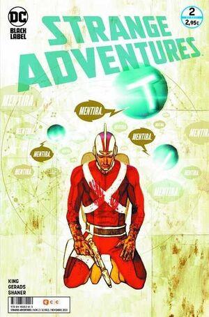 STRANGE ADVENTURES #02