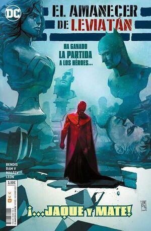 EL AMANECER DE LEVIATAN: JAQUE Y MATE! #00