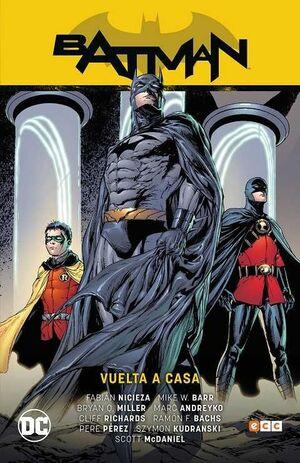 BATMAN SAGA: BATMAN Y ROBIN V5. VUELTA A CASA