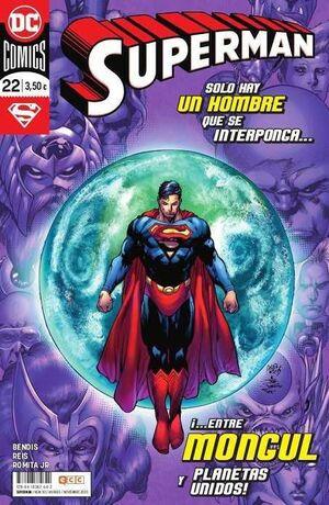 SUPERMAN MENSUAL VOL.3 #101 / 022