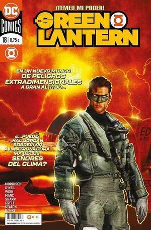 EL GREEN LANTERN #100 / #018 (GRANT MORRISON)