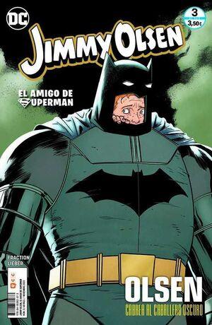 JIMMY OLSEN, EL AMIGO DE SUPERMAN #03