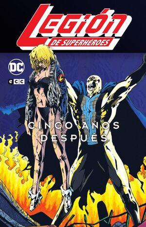 LEGION DE SUPERHEROES: 5 AÑOS DESPUES #03