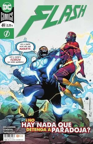 FLASH #63 / #49 (ECC-GRAPA)