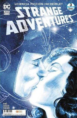 STRANGE ADVENTURES #03