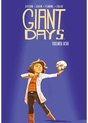 GIANT DAYS #08