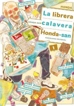 LA LIBRERA CALAVERA HONDA-SAN #01