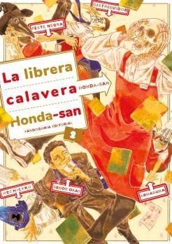 LA LIBRERA CALAVERA HONDA-SAN #02