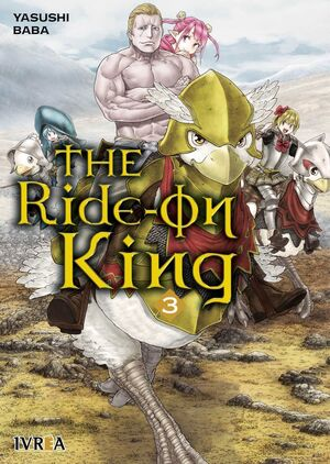 THE RIDE-ON KING #03