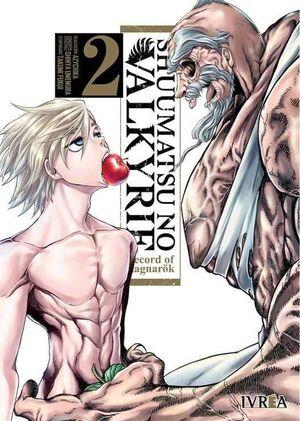 SHUUMATSU NO VALKYRIE, RECORD OF RAGNAROK # 02
