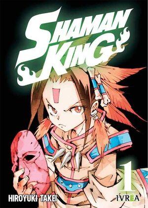SHAMAN KING #01 (NUEVA EDICION)